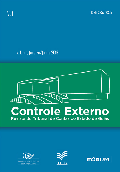 Controle Externo n. 1 v. 1