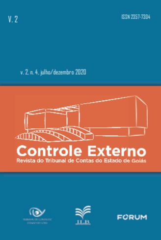 Visualizar v. 2 n. 4 (2020): Revista Controle Externo